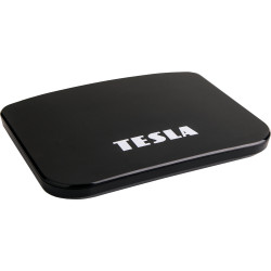 TESLA TEH-500 hybridní DVB-T2 HEVC FTA Android set-top box