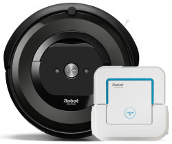 Set iRobot Roomba e5 + Braava jet 240 robotický vysavač + mop