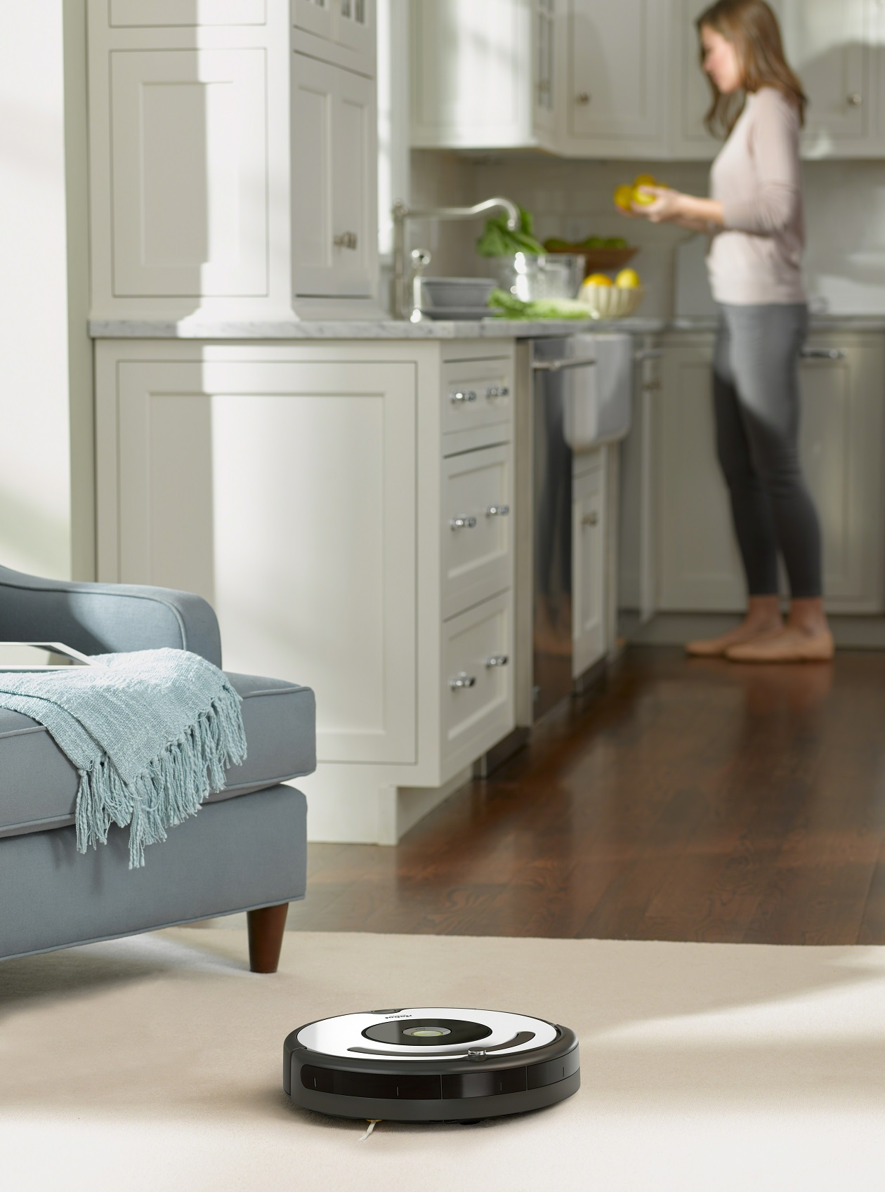 iRobot Roomba 605 robotický vysavaè