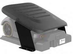 Ochranná stříška pro robotickou sekačku Riwall